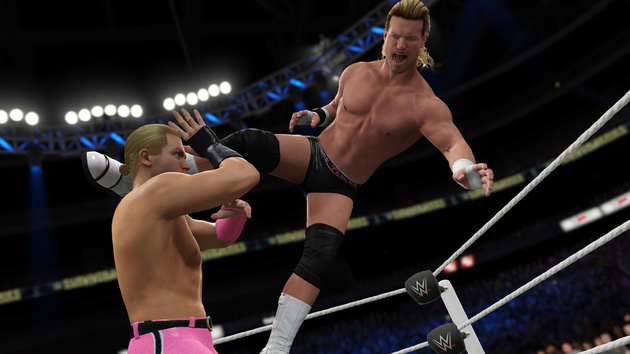Termin: WWE 2K16 erscheint in diesem Jahr auch für PC