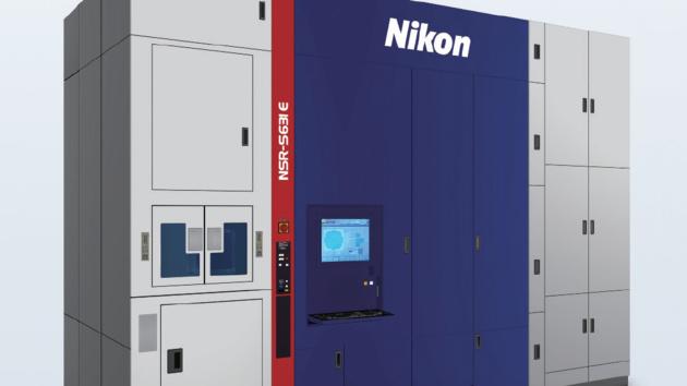Nikon NSR-S631E: Neuer Immersions-Scanner für 7-nm-Fertigung