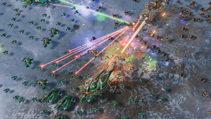Ashes of the Singularity: Leistungsexplosion durch DirectX 12