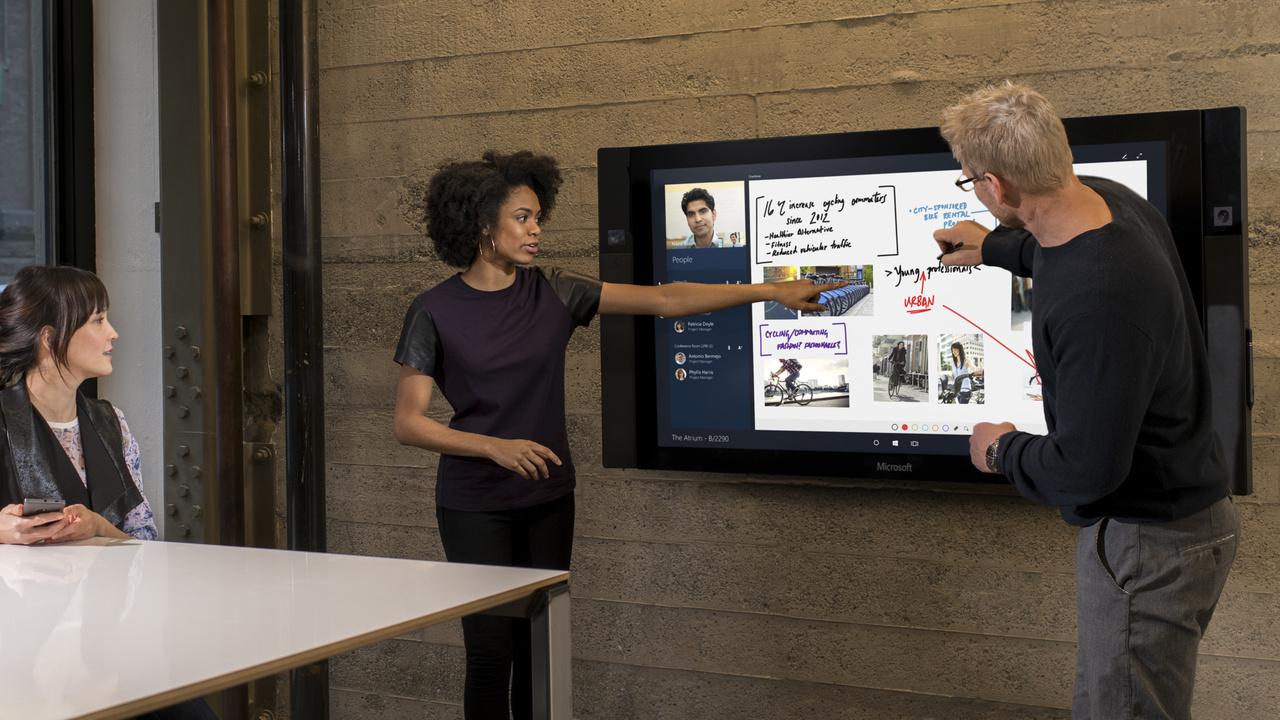 Fertigungsprobleme: Microsofts Surface Hub verspätet sich weiter