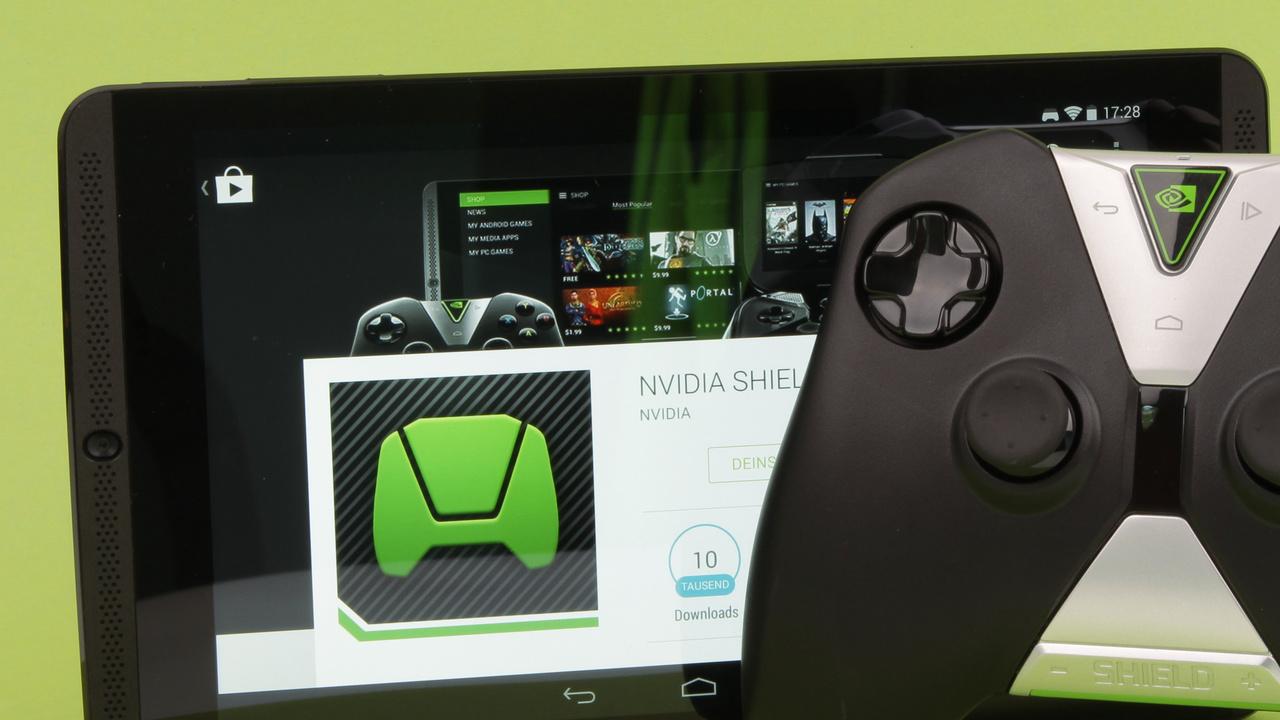Android 6.0: Nvidia setzt OTA-Update für das erste Shield Tablet fort