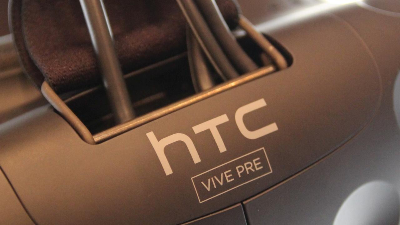 HTC Vive: Preis der VR-Brille wird auf dem MWC enthüllt