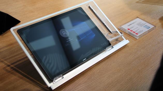 MateBook: Huaweis 2-in-1 mit 3:2‑Display und CoreM ausprobiert