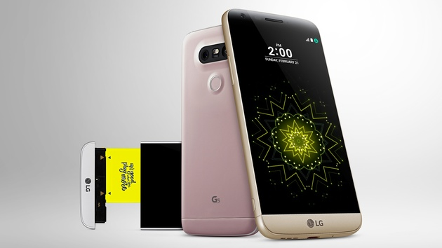 LG G5: Always-On-Display, drei Kameras und Magic Slot