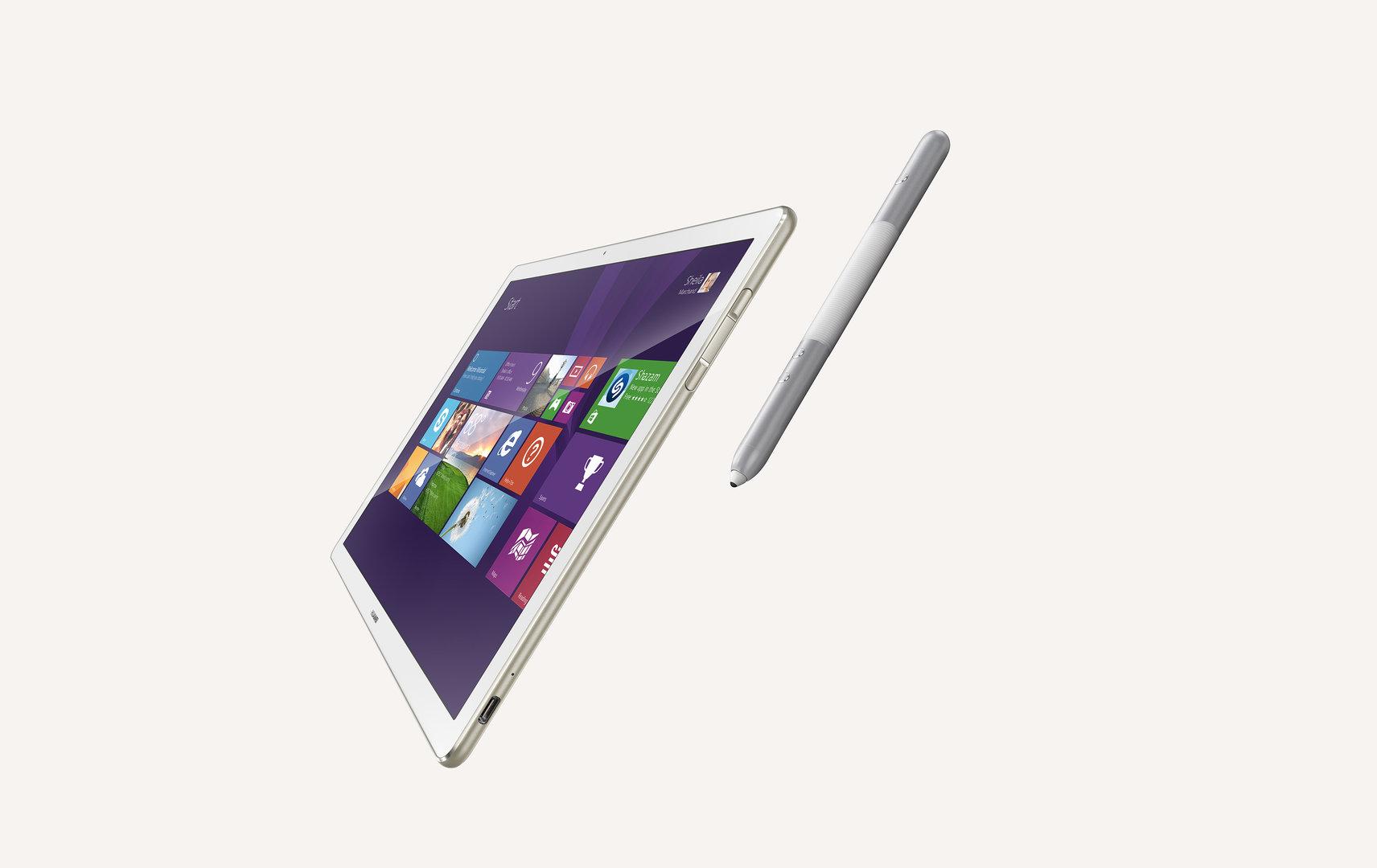 Huawei MateBook mit MatePen