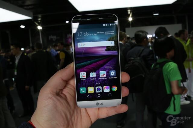 LG G5 ausprobiert