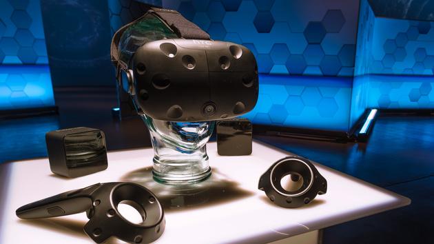 Preis: HTC Vive kostet mit Controllern 800 US-Dollar