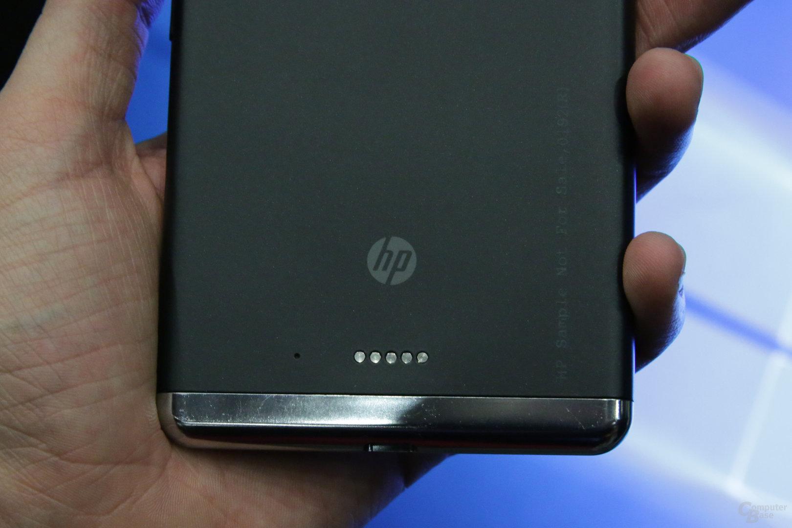 Hewlett-Packard Elite X3 ausprobiert