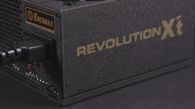 Enermax Revolution X't II: Alte Optik und neue Technik für mehr Qualität