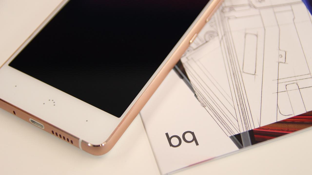 Aquaris X5 Plus: BQs Topmodell mit Snapdragon 652 liest Finger