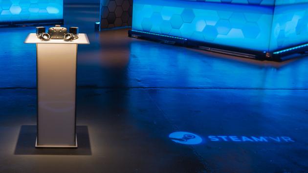 Jetzt verfügbar: HTC Vive für 899 Euro zzgl. Versandkosten vorbestellbar