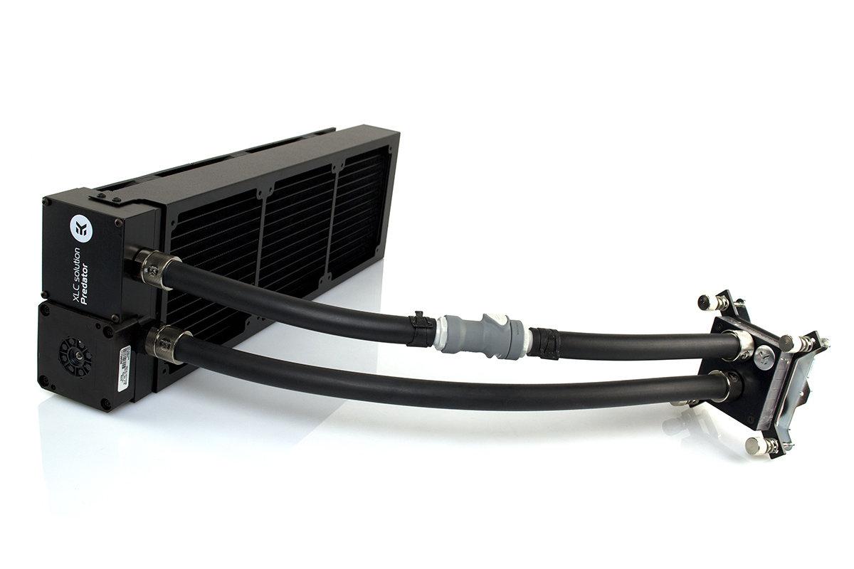 EK Predator 360 mit Schnellkupplung (QDC)