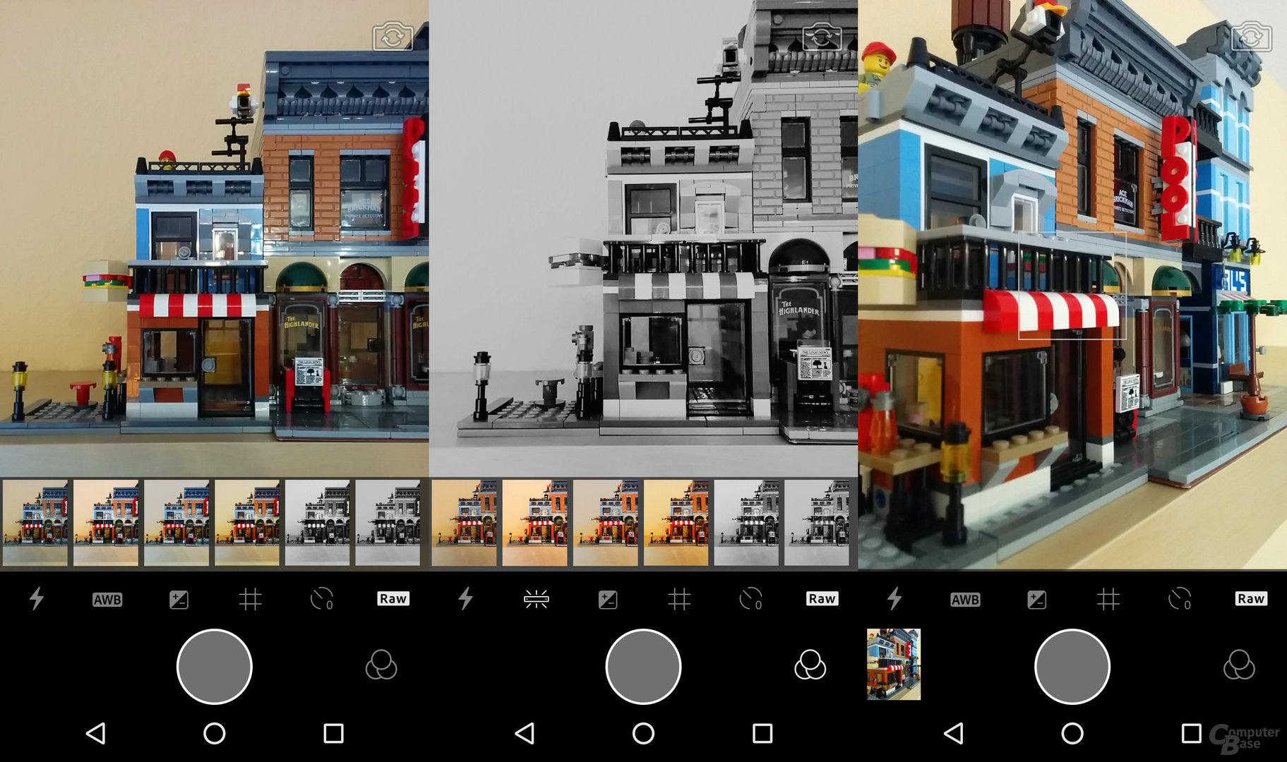 Lightroom 2.0 für Android – Bilder direkt aus der App aufnehmen