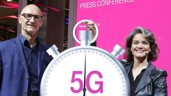 5G-Mobilfunk: Telekom und Vodafone sprechen über LTE-Nachfolger