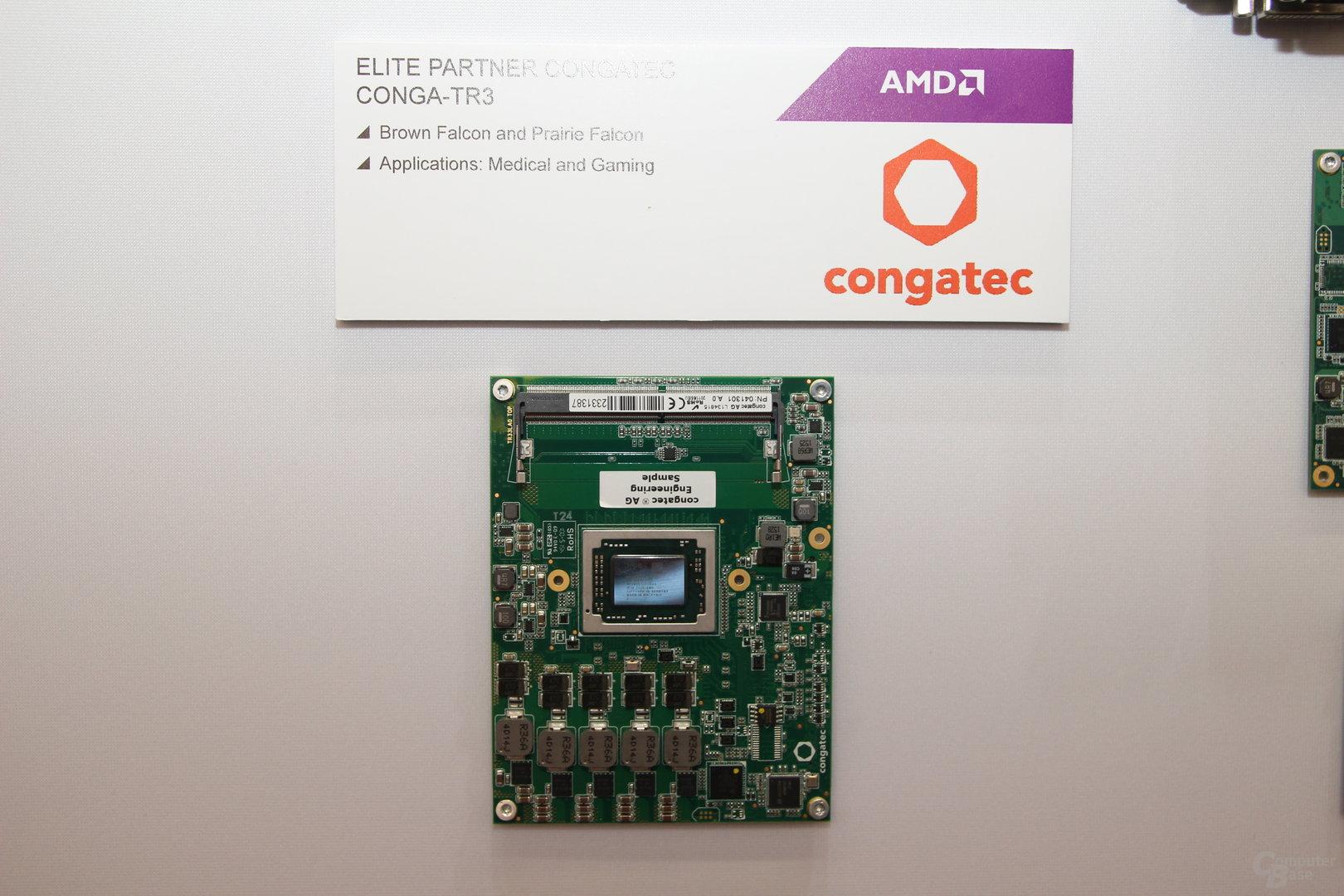 AMD G-Serie zur Embedded World 2016
