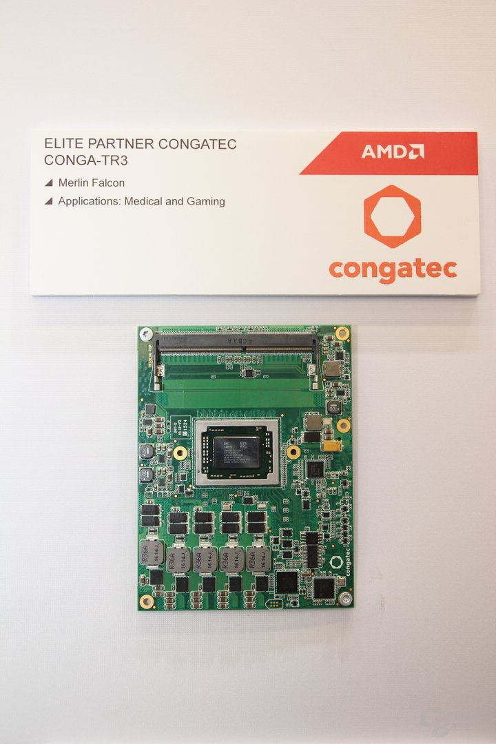 AMD G-Serie zur Embedded World 2016