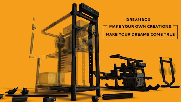 Aerocool Dream Box: Bausatzgehäuse aus 118 Einzelteilen