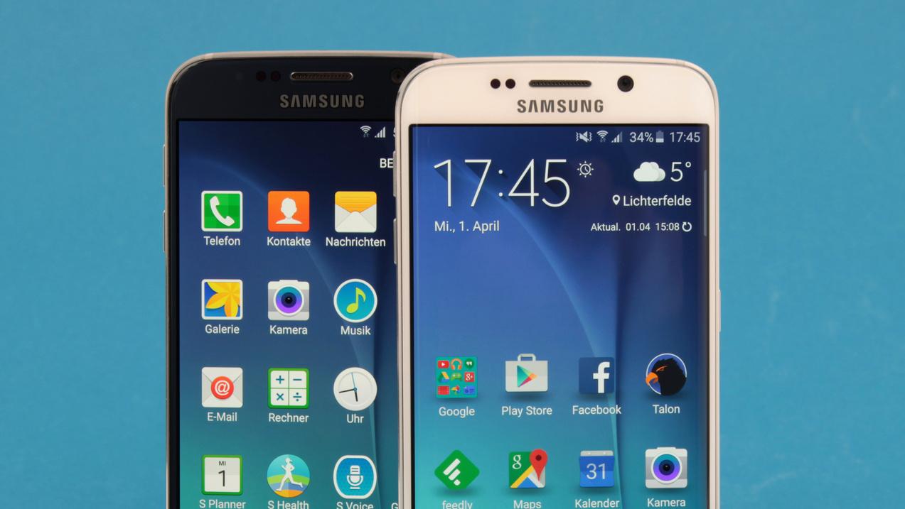 Samsung Galaxy S6 (edge): Vodafone-Kunden erhalten Android 6.0.1