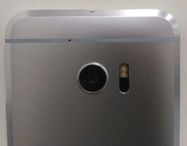 HTC Perfume Rückansicht
