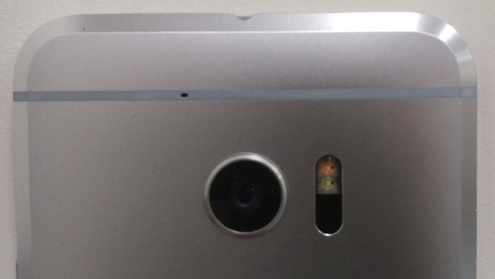 HTC Perfume: Erste Rückansicht des Topmodells aufgetaucht