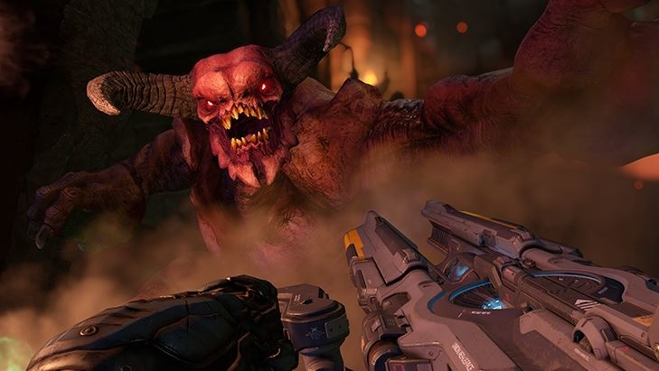 Doom: Shooter-Reboot erscheint in Deutschland ungeschnitten