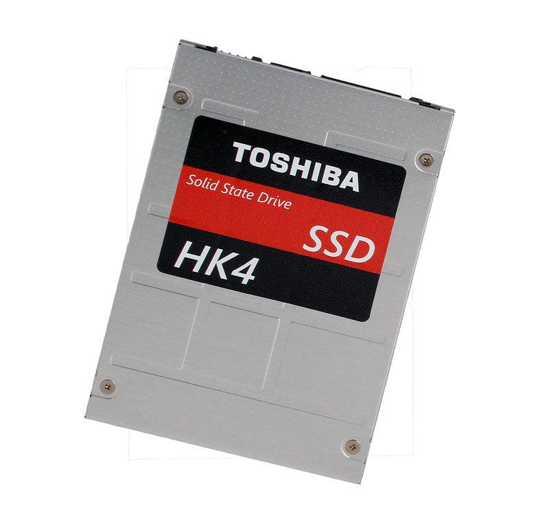 Toshibas Enterprise-SSD HK4
