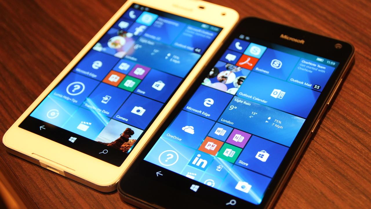 Microsoft: Lumia 650 mit Metallrahmen ausprobiert