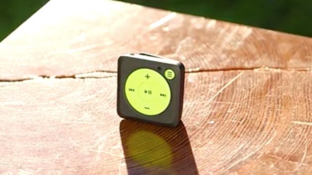 Kickstarter: Mighty ist ein iPod shuffle mit Android, nur für Spotify