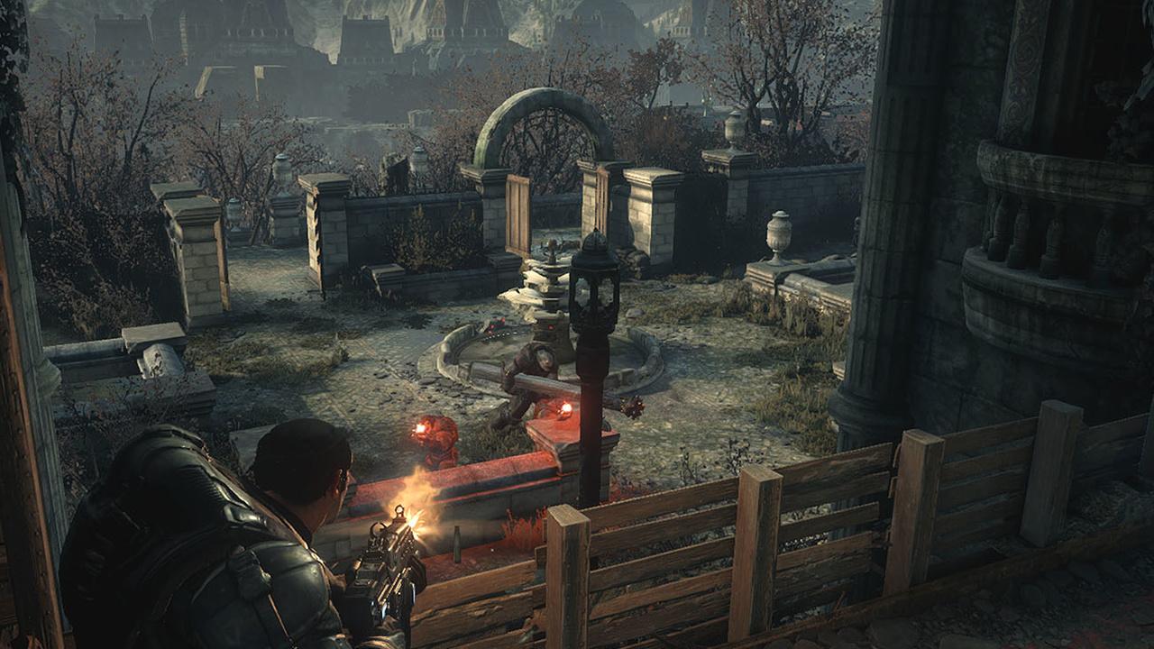 Gears of War: Ultimate Edition: Mittelklasse-Hardware für Full HD nötig