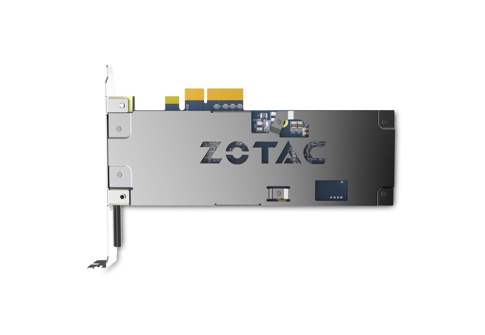 Zotac Sonix PCIe-SSD 480 GB