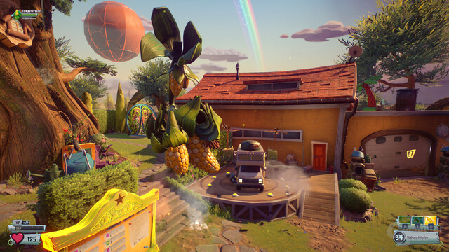 Plants vs. Zombies Benchmarks: Garden Warfare 2