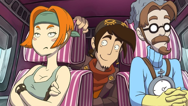 Deponia Doomsday: Das Point-and-Click-Adventure geht in Runde vier