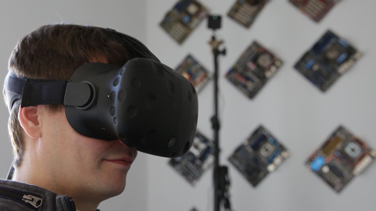 HTC Vive: Erfahrungen nach sieben Tagen in der virtuellen Realität