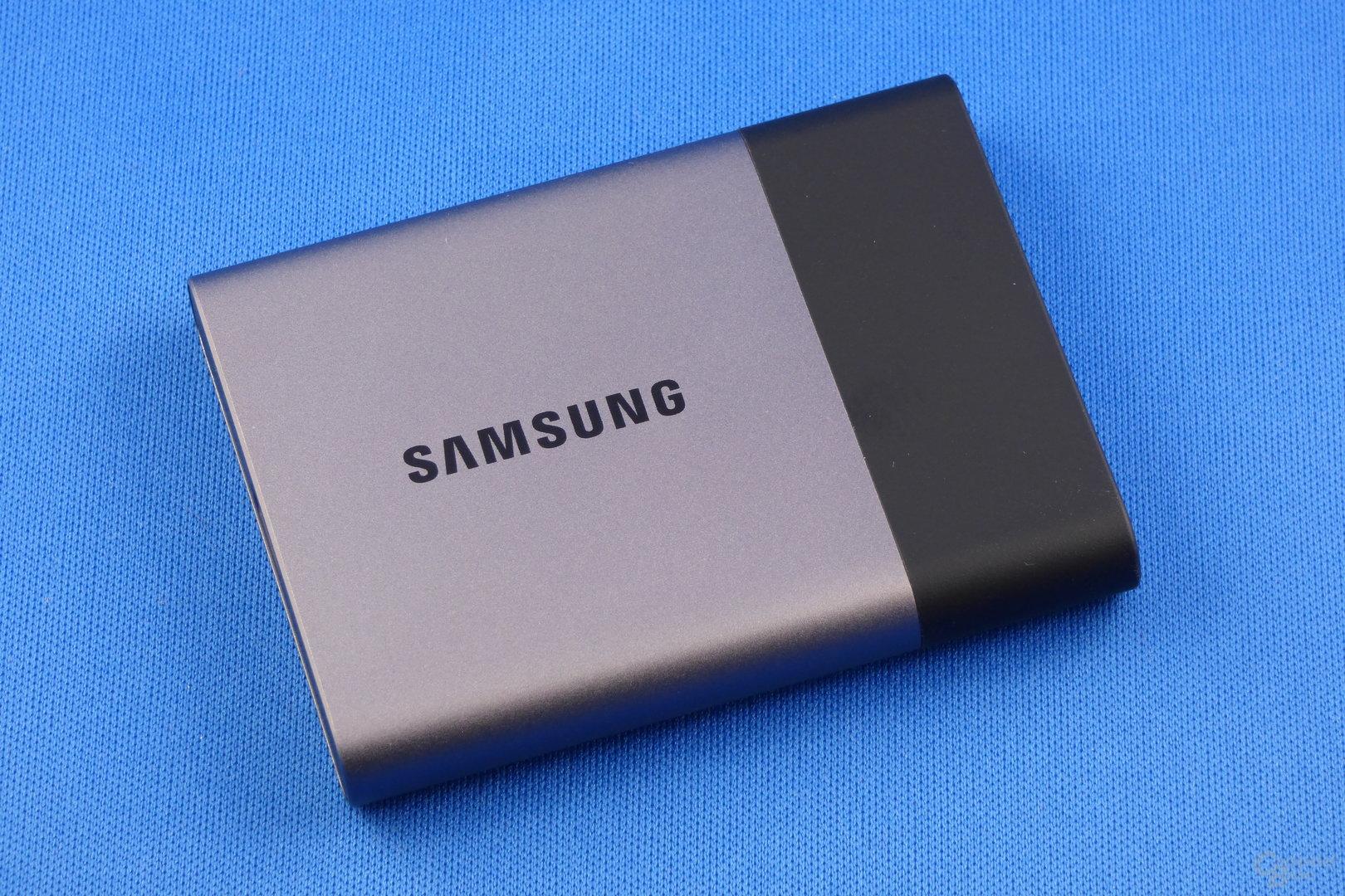 Samsung Portable SSD T3