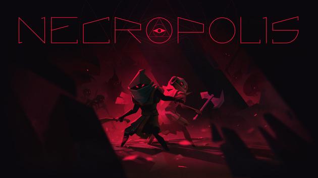 Indie-Rollenspiel: Kooperatives Sterben in Necropolis erst ab Sommer