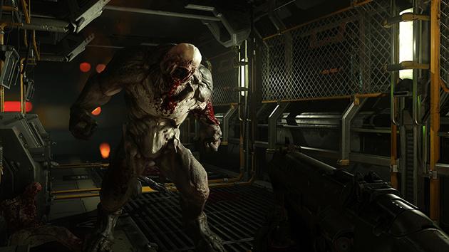 Doom: Shooter auf Xbox One und PS4 in 1080p bei 60 FPS