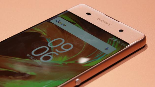 "Smartphones: Sony Xperia X beerbt die ""Xperia Z""-Reihe"