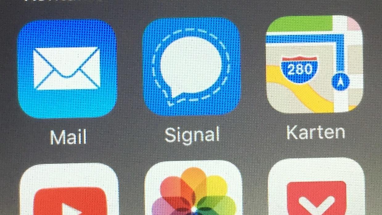 Krypto-Messenger: Apple lädt Signal-Entwickler zum Praktikum ein