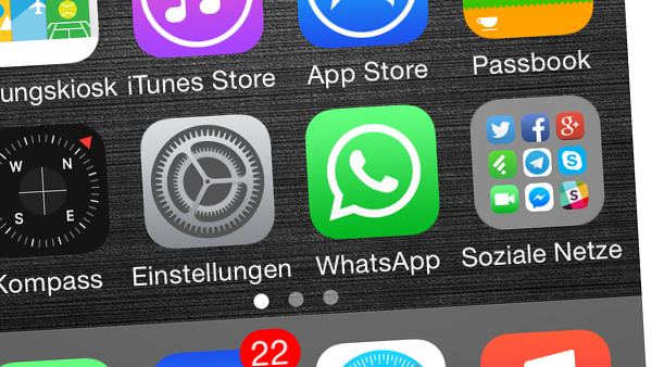 Instant Messaging: WhatsApp beendet Support für alte Plattformen