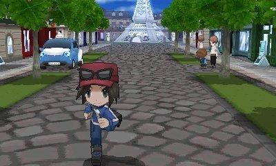 Der Schauplatz ist unter anderem Paris
