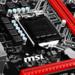MSI B150M Gaming Pro: Günstiges Spieler-Mainboard in mATX leuchtet rot