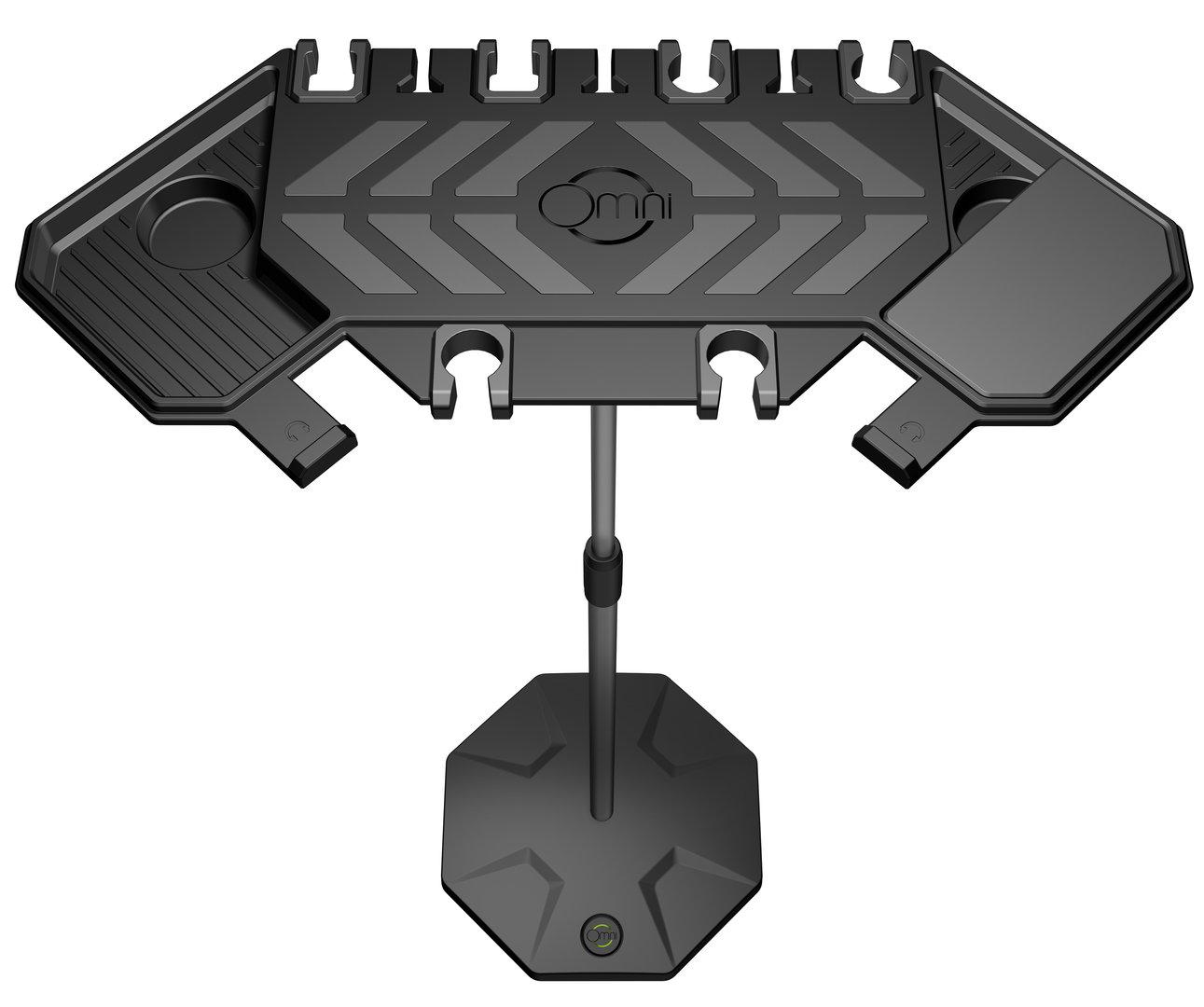 Virtuix Rack – Ablagefläche für Controller und Accessoires