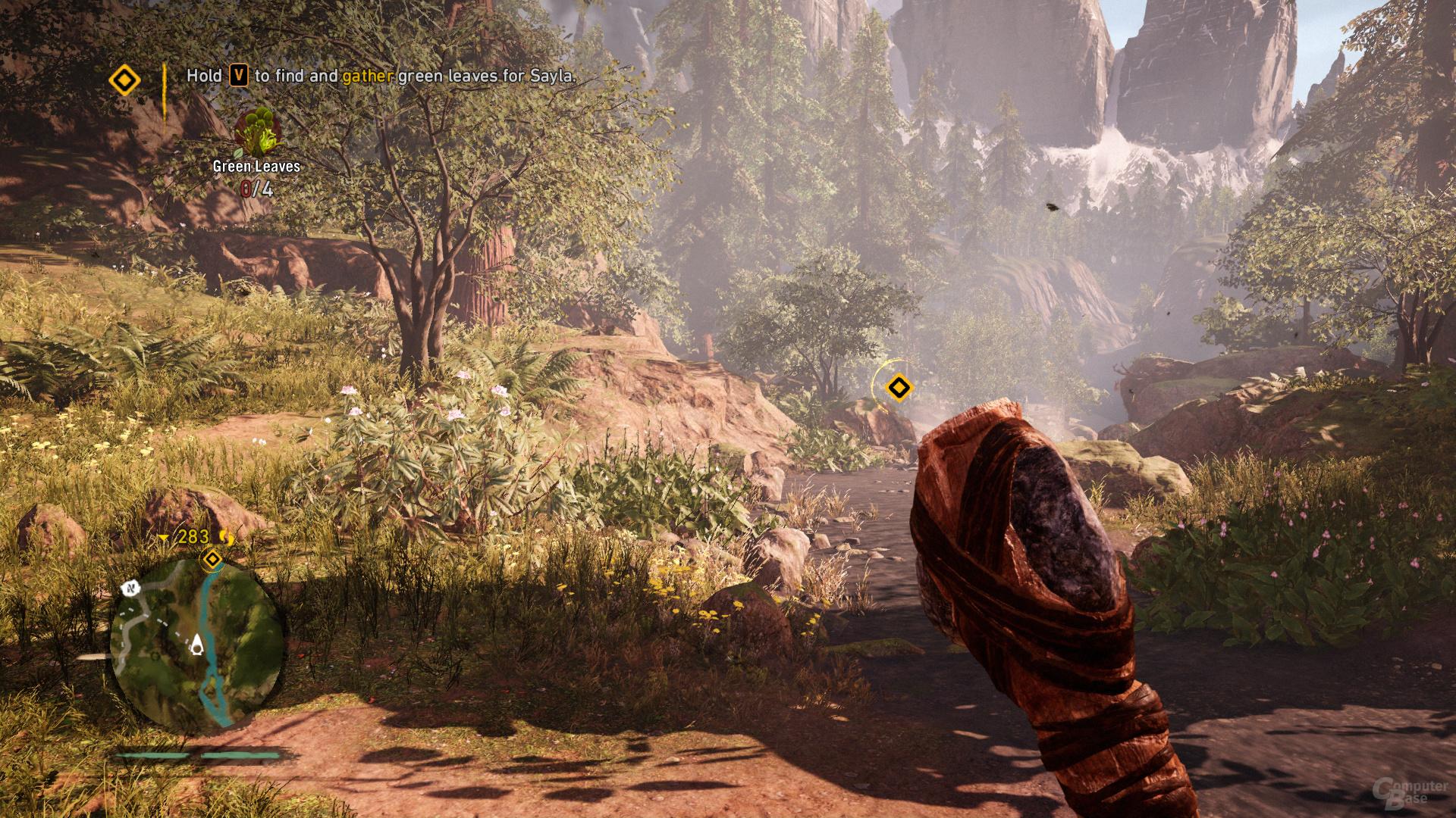 Far Cry Primal – High-Preset