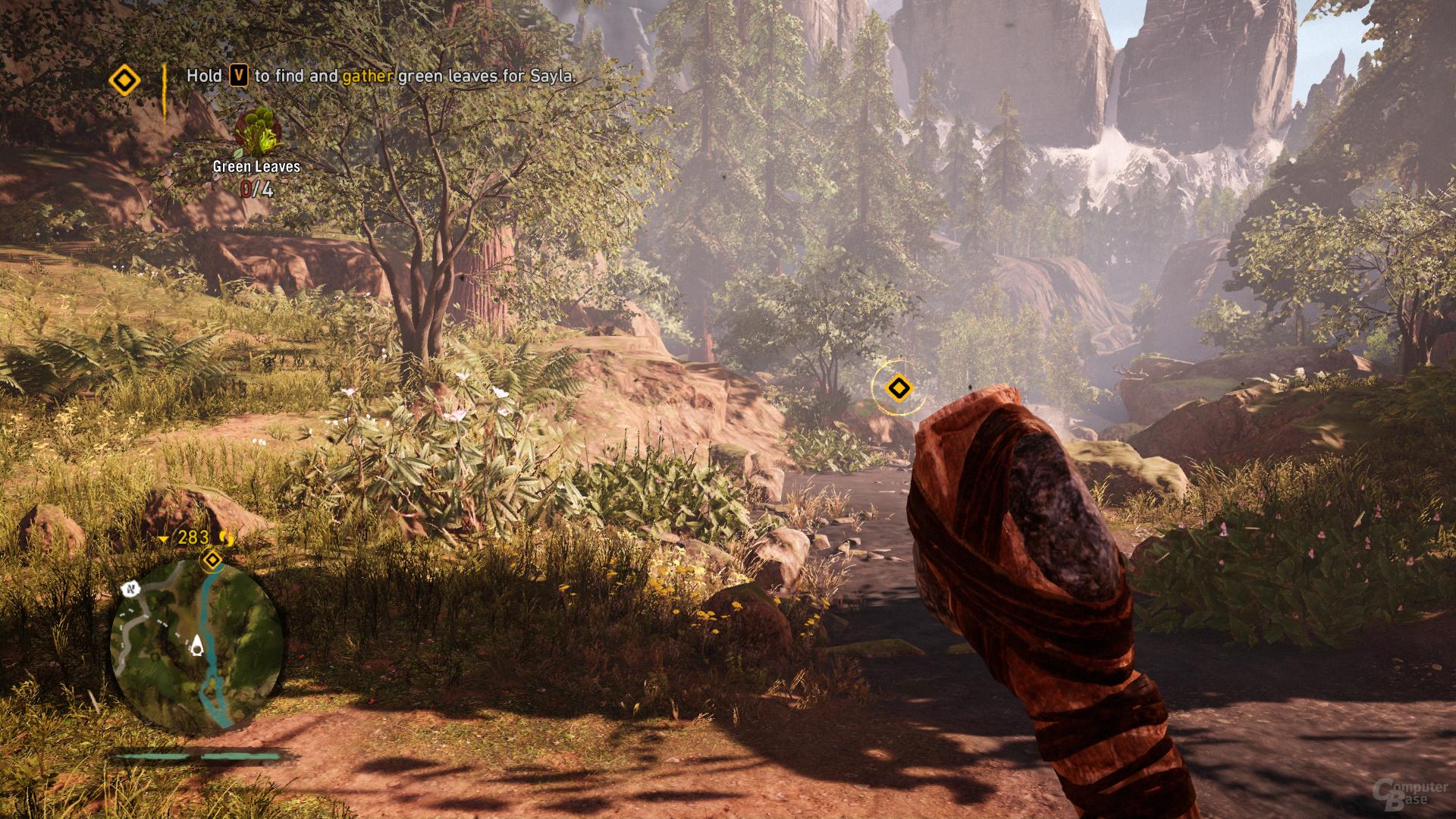 Far Cry Primal – Normal-Preset