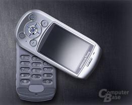 Sony Ericsson S700 halboffen