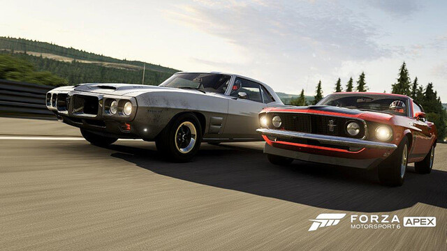 Screenshot von Forza Motorsport 6: Apex