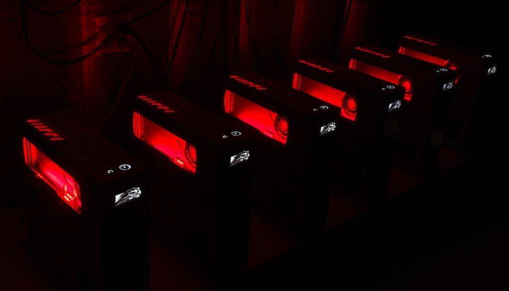 VR-Box von AMD und Falcon Northwest in Aktion