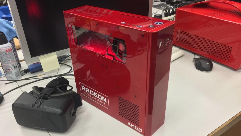 Radeon Technologies Group: R9 Fury X2, eGPU und reddit-AMA schüren Gerüchte