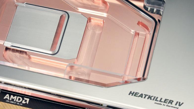 Watercool Heatkiller IV: Verspäteter Wasserkühler für die Radeon R9 Fury (X)