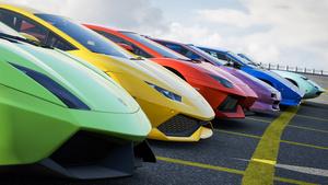 Microsoft: Neues Forza Motorsport mit Lamborghini Centenario zur E3